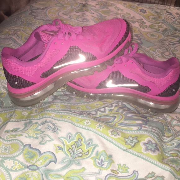 switzerland nike air flight 89 fusion pink nails 85756 cccde